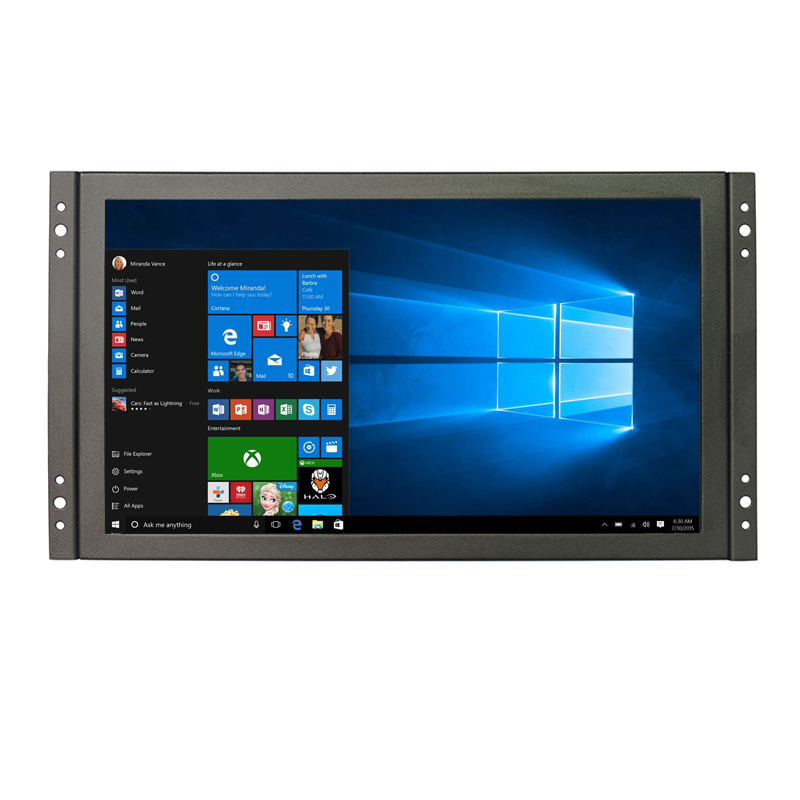 13.3 inch open frame HD elevator lcd monitor
