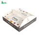 Reusable Carton Foldable For Food Grade Custom Printed Logo Paper Pizza Packing Box Design
