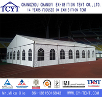 Temporary Large Outdoor Fair Event Auto Show Tent