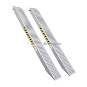 High quality movable steel mobile loading ramp