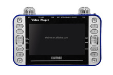 "Eletree portable mini digital 4.3"" 5 inch islamic mp4 player with ebook reader"