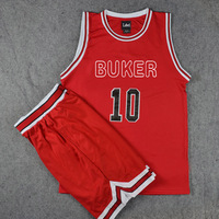 Custom logo design sublimation print kids clothing latest basketball jersey basketball uniform in bulk wholesale