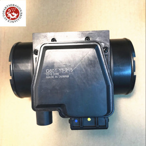 Auto sensor MAF Sensor oem Car OE G601-13-215 E5T50371 G60113215 G601 Mass Air Flow Sensor made in Taiwan