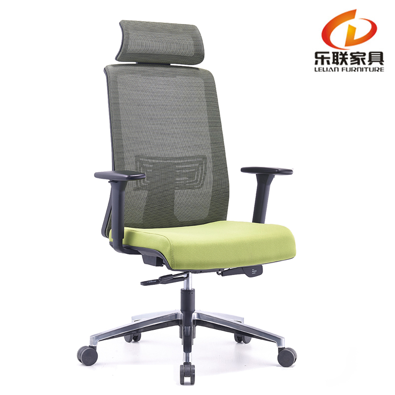 815 High Back Breathable Armchair Ergonomic Mesh Back Office Reclining Chair