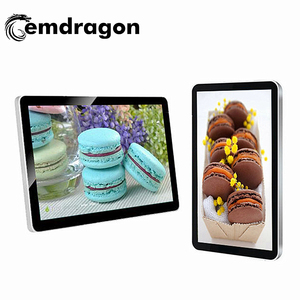 22 inch Wall Mount Display TFT ad video player led advertising digital display board inch Touch screen TFT lcd monitor