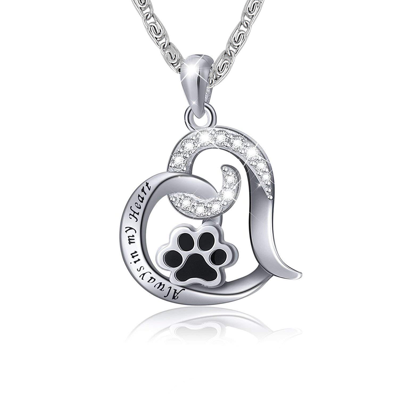 Labrador Retriever Lab Standing Fine Pewter Pendant w Chain Necklace USA Made