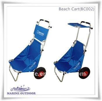 Camilla plegable playa playa el portador del carro mesas for Sillas para kayak