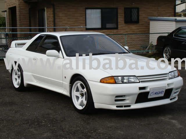 Nissan Skyline GT-R 1994, 96000km, No Damage, Good Condition, Used Japanese Car
