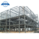 Practical and beautiful hot high rise steel structure hangar building,good quality OEM hot dip galvanized steel beam