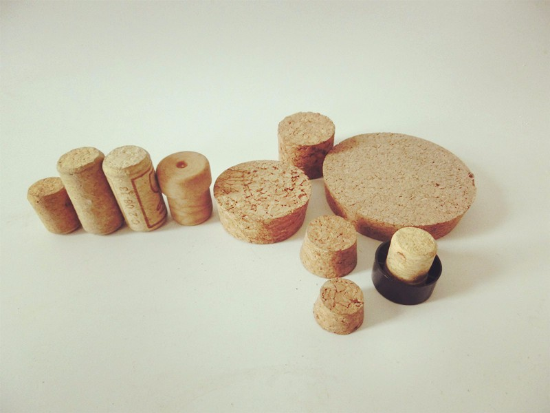Jar/Bottle Use Diameter 10mm to 100mm Food Grade Wooden Cork