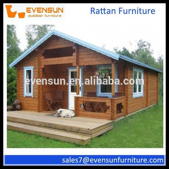 Leisure wooden garden house small wooden house design for Small wooden house design