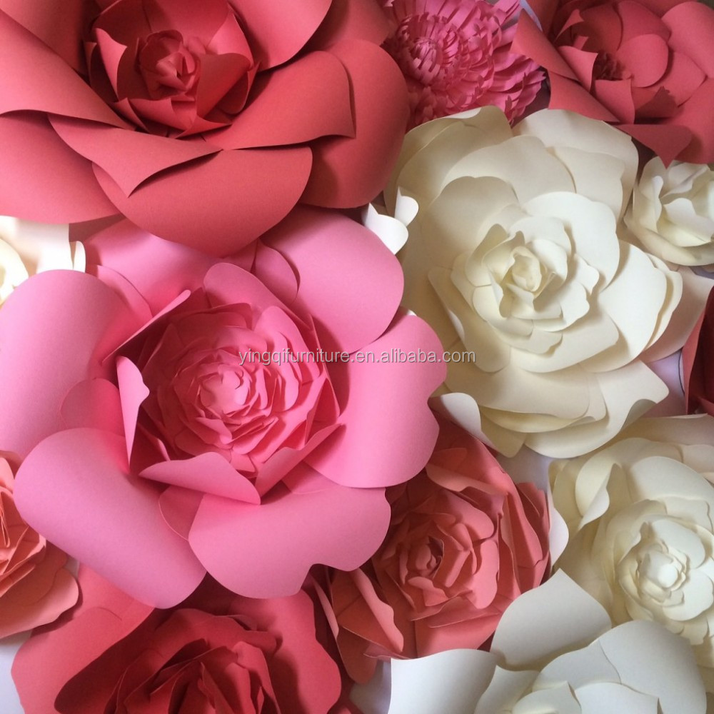 Cheap Giant Paper Flowers Cheap Giant Paper Flowers Suppliers And