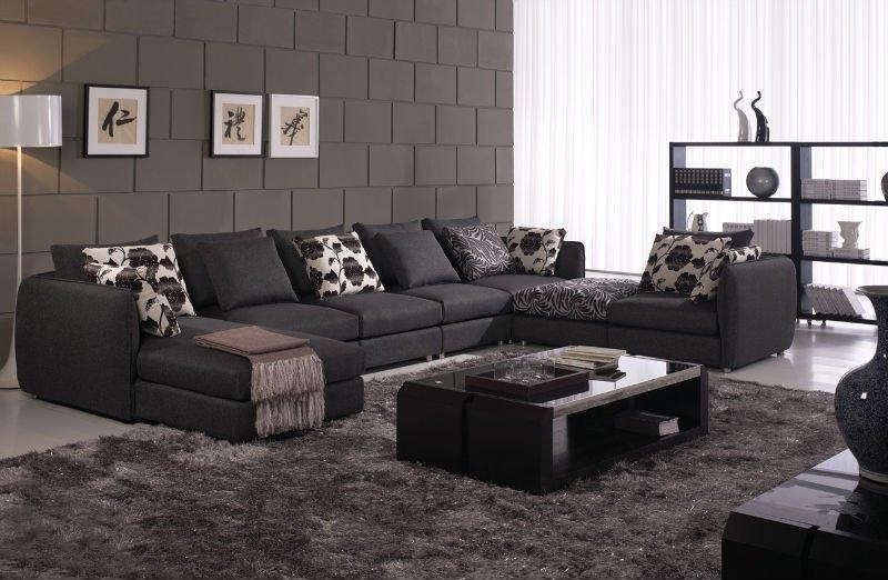Specific Use Living Room Interior Decoration Sofa Set
