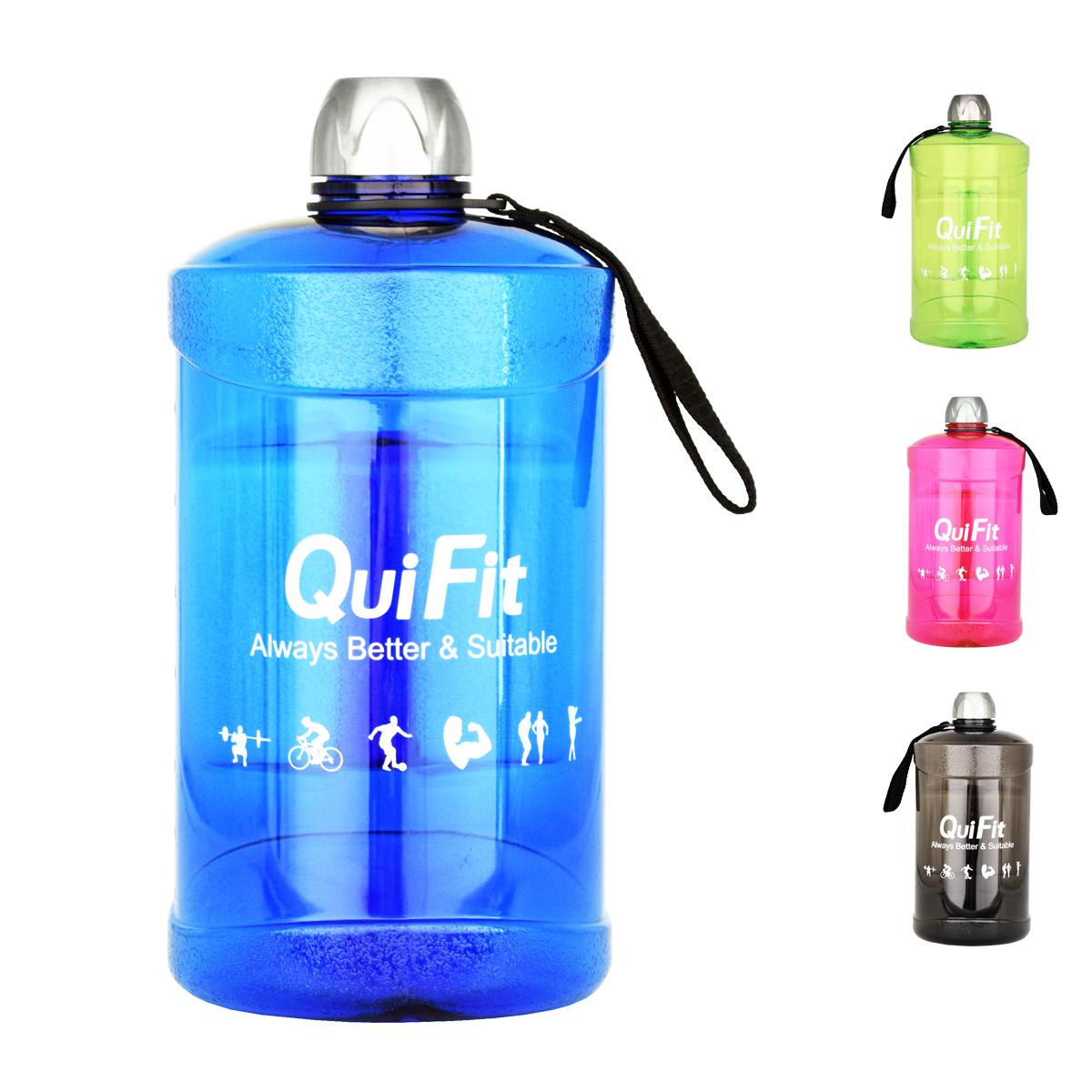 kühle männliche Wasserflasche, die Geschenkreisesport-Trinkflasche läuft