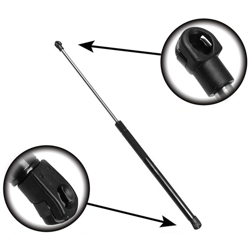 Qty (2) 2004-2009 Mazda 3 Gas Charged Hatchback Lift Support