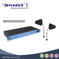 Customized professional wireless microphone with antenna With Long-term Technical Support
