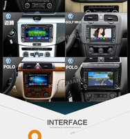 Double Din 7 Inch Multimedia Car Radio For Volkswagen Vw Crafter ...