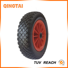 400mm pu wheel