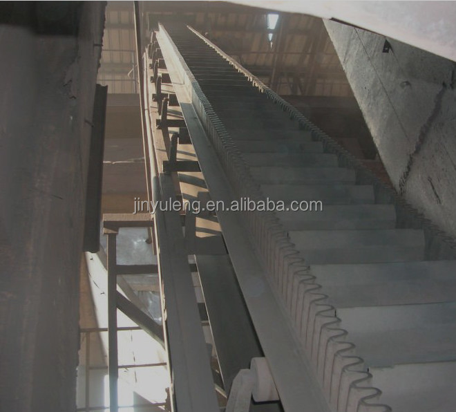 Sidewall Conveyor Belt for Heavy Duty Industry