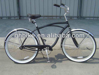 26inch beach cruiser bike