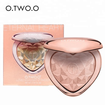 O.TWO.O distributors wanted 5 colors high pigment highlighter makeup
