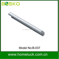 Matt oxidation aluminum furniture pull handles factory