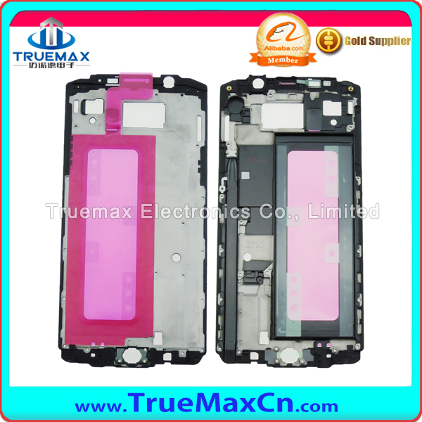 Hot selling product for Samsung note 5 lcd digitizer assembly, spare parts lcd frame for Samsung made in China