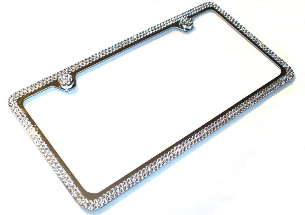 Cheap Swarovski License Plate Frame, find Swarovski License Plate ...