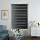 International manual black out window roller blinds