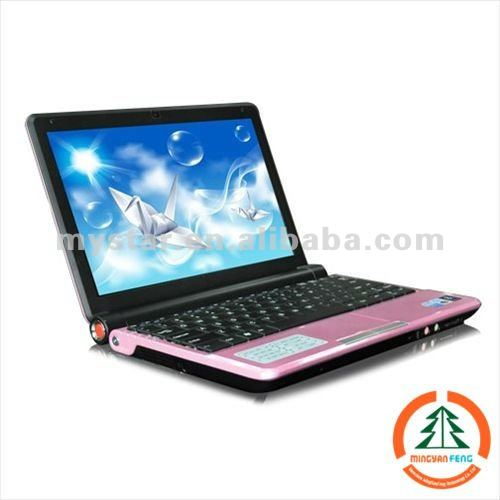 "12"" Full function mini laptop 160G HDD with WiFi laptop computer"