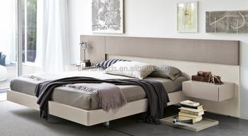 Wide Headboard Modern Queen Size Bed View Queen Size Bed Designs