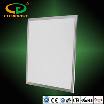 Dialux File Provided 595*595*9mm Size Square Led Lamp Silver Frame ...