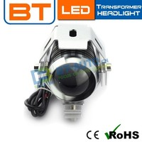 Hot-Selling 6000K-6500K 2.0Inch Motorcycles Extra Light / Led Projector Headlight For Motorcycle