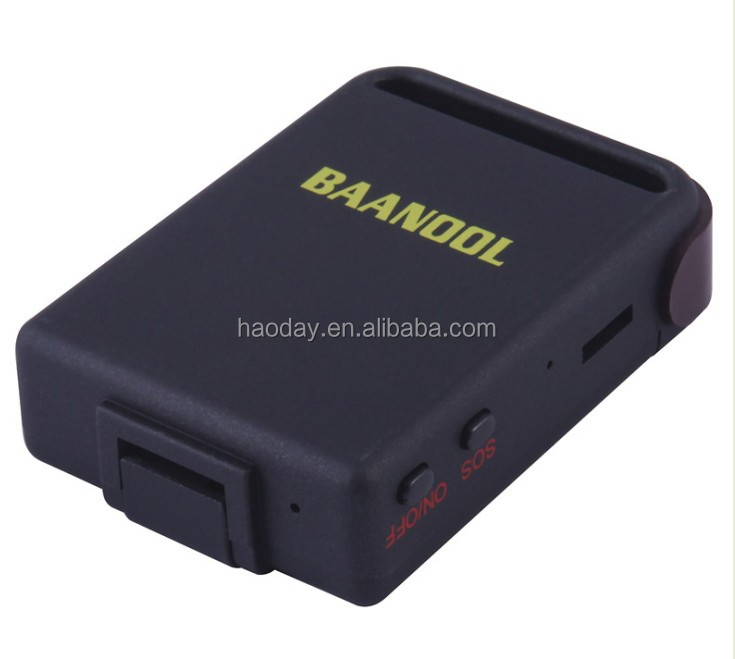 GPS positioning tracking device BN-102, car GPS locator, personal vehicle tracking
