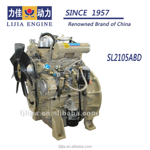 Factory Direct!2 cylinder Diesel Generator set Engine