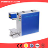 20w fiber laser marking machine for animal ear tag perfect laser PEDB-400C