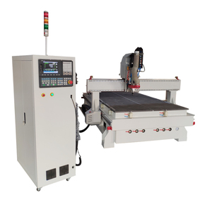 China Professional 4 Axis CNC Router Atc Engraving Machine vacuum table
