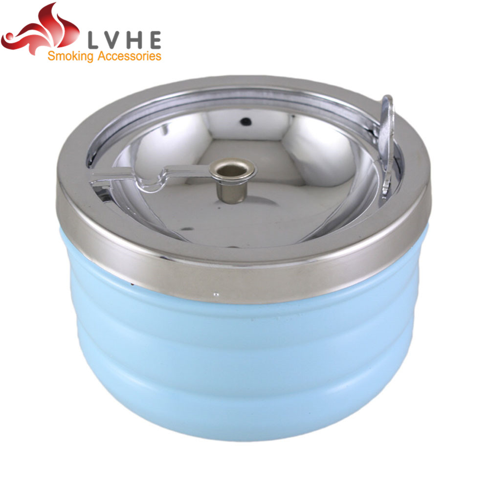 T015AP LVHE Alibaba Hot Item Portable Funny Ashtray for Sale