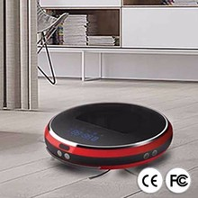 Hot Sale 2017 Cheap Smart Robot Vacuum Cleaner With Water Tank