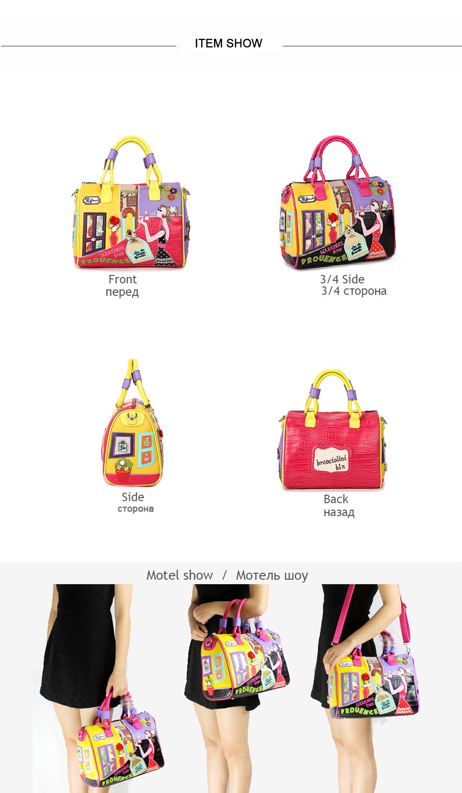 a6fc527ab9 Women Shoulder Bag tote Handbag sac a main borse designer bolsas ...
