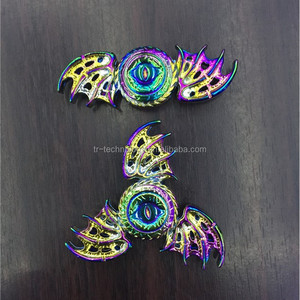 The Wings Of The Dragon Magic Eye Hand Spinner Metal Fidget Spinner Toys for Increase Attention and Reduce Stress
