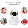 1.0MP wireless wifi indoor ip camera p2p home cctv security surveillance system