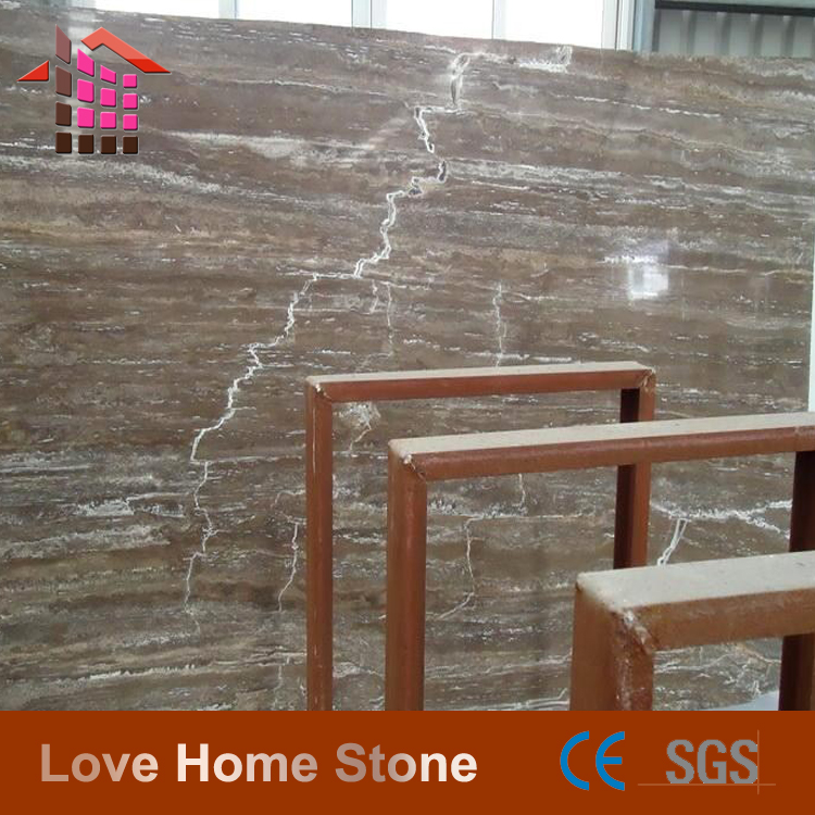 Factory wholesale tiles sunny grey marble with free sample