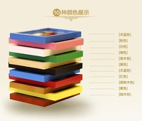 Wholesale price stainting painted wooden photo frame