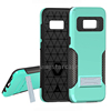 For Samsung S8 Cover PC TPU Hybird Armour Kickstand Cases For Samsung Galaxy S8 Case Mobile Phone