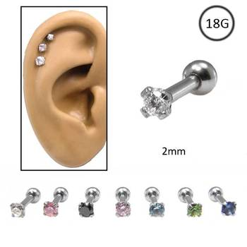 Ear Cartilage Forward Helix Tragus Piercing Ring Surgical Steel Buy Helix Tragus Piercing Ring 316l Surgical Stainless Steel Ring Body Jewelry