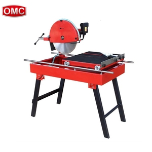 OSC-A Portable Performance Quartz Stone Wet Tile Saw Cutting Machine