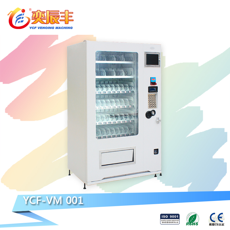 Hot Sell!! Sanitary Napkin Vending Machine With Coin Changer And Bill Acceptor For Sale
