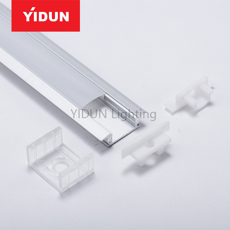 YIDUN Lighting High Quality Aluminum Profile Led Linear Lighting Bar Profile