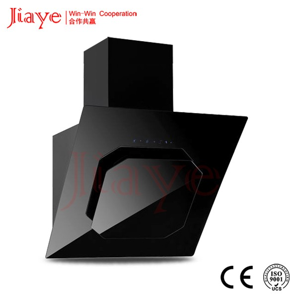 used 900mm cooker hood motor/wall-mounted range hood/carbon fiber kitchen hood JY-C9090